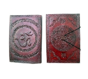 OM LEATHER JOURNALS