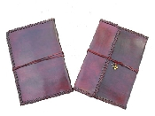 SIDE STITCHING LEATHER JOURNALS